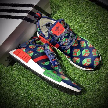 Best Online Sale Gucci x Adidas Consortium NMD R1 Time And Space Boost Sport Running