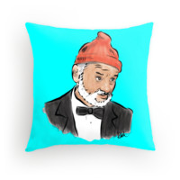 Steve Zissou (Bill Murray)