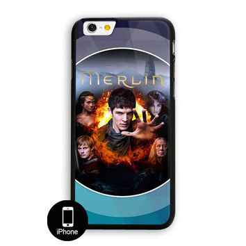 Merlin Wizard iPhone 6 Plus Case