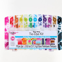 Tulip® One-Step 5-Color Tie-Dye Kit® - Super Big