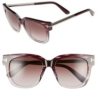 Tom Ford 'Tracy' 53mm Retro Sunglasses | Nordstrom