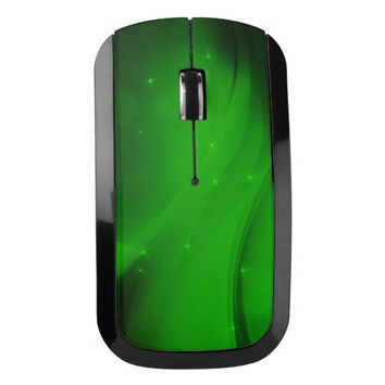 Emerald Wave Wireless Mouse