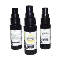 Anti-Aging Serum Set Vitamin C Serum + Hyaluronic Acid Serum + Retinol Serum 5%