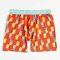 Bart Mooning Boxer Brief