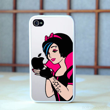 snow white emo decal case iPhone 6s Plus 5s 5c 4s Cases, Samsung Case, iPod case, HTC case, Sony Xperia case, LG case, Nexus case, iPad cases