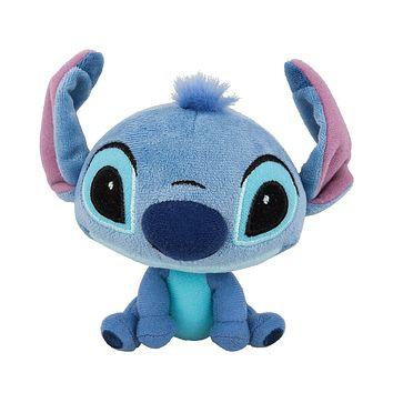 Disney Parks Stitch Big Head Plush Magnet New with Tag