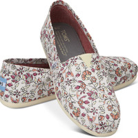 PINK FLORAL WOMEN'S CLASSICS