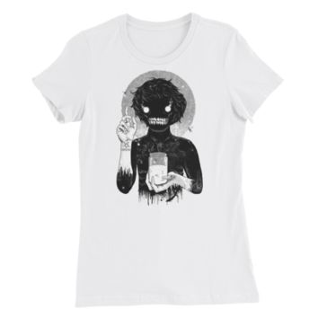 Women's CREEP Slim Fit T-Shirt