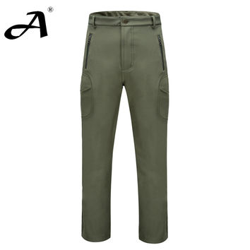 trousers winter camouflage military clothing tactical cargo pants camouflage army green pants military tactical clothing hunting
