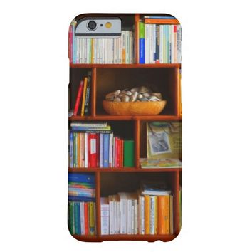 Bookshelf Iphone Case Barely There iPhone 6 Case
