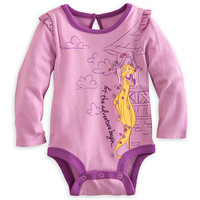 Rapunzel Disney Cuddly Bodysuit for Baby | Disney Store