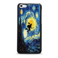 Harry Potter in Starry Night Iphone 5c Cases