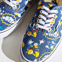 Vans Authentic Donald Duck Sneaker - Urban Outfitters