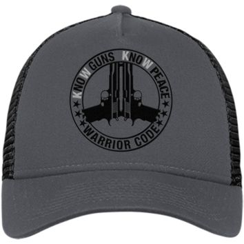 Know Guns Know Peace Trucker Cap