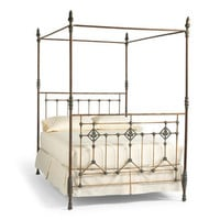 GRAND TOUR CANOPY BED        -                Beds        -                Furniture        -                Furniture & Decor                    | Robert Redford's Sundance Catalog
