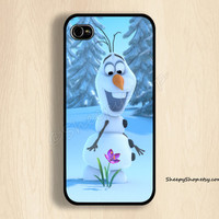 iPhone 5/5s, 5c, 4/4s & Samsung Galaxy S4, S3 cases | Disney Movies / Frozen Movie / Olaf the Snowman iPhone 5 case