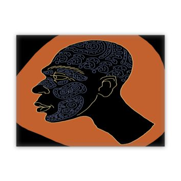 African Fine Wall Art - Essence of Africa Three
