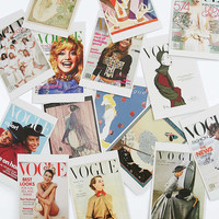 Postcards from Vogue - Urban Outfitters