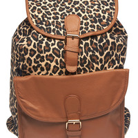 Printed Backpack & Crossbody Duo | Wet Seal