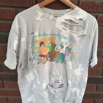 Revamped Scooby-Doo Tee