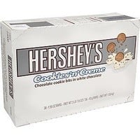 HERSHEY'S COOKIES 'N' CREME CANDY BAR (1.55 OZ, 36 CT)