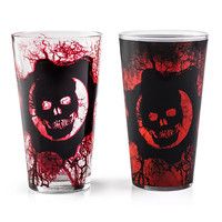 Gears of War Pint Glass Set