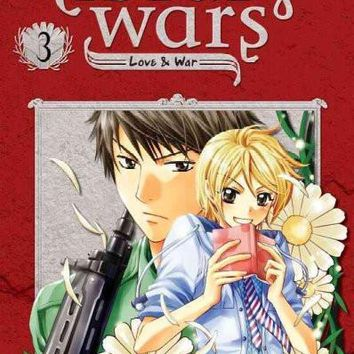 Library Wars 3: Love & War (Library Wars)
