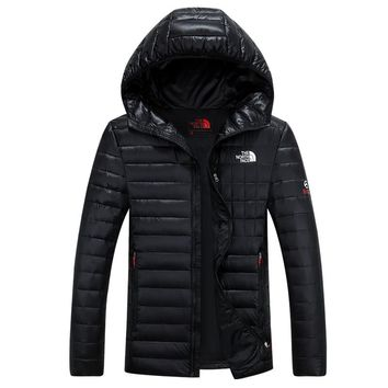 The North Face winter outdoor Down jacket MEN