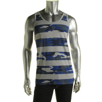 American Rag Mens Knit Scoop Neck Tank Top