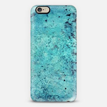 turquoise iPhone 6 case by austeja platukyte | Casetify