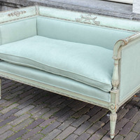 19th Century French Empire Sofa