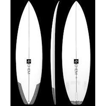 "6'3"" Chemistry Surfboards R2"