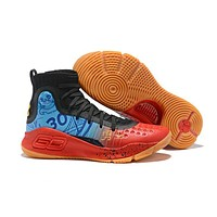 Under Armour Ua Curry 4 New Year Basketball Shoes   Best Deal Online