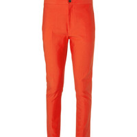 Acne - Brady Slim-Fit Cotton-Blend Suit Trousers | MR PORTER