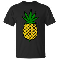 Pineapple Express Weed Leaf Unisex T-Shirt