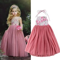 Toddler Tulle Dress