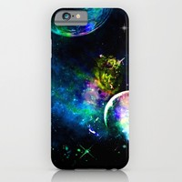 Planet Aura iPhone & iPod Case by Haroulita   Society6