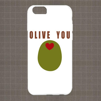 OLIVE YOU iPhone 4/4S, 5/5S, 5C Series Hard Plastic Case