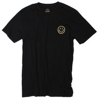 Altru Apparel Mase Man Smiley Patch T-shirt (Only Size XL & only one left)
