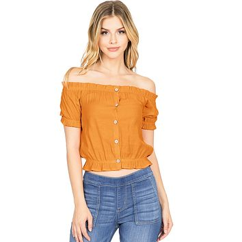 Melody Off Shoulder Top