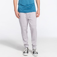 Tavik Hamato Mens Sweatpants Heather Grey  In Sizes