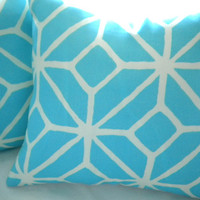 Trina Turk Pool Trellis pillow 18x18