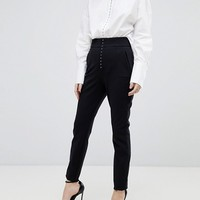 HUGO Corseted Skinny Stretch Legging at asos.com
