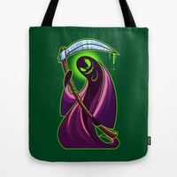 Reap Tote Bag by Artistic Dyslexia | Society6