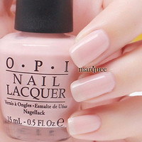 OPI Nail Polish (S86-Bubble Bath) *NEW* ※ Soft Shades Collection ※ Classic