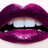 Poisonberry Purple Opaque Lipstick