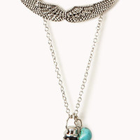 Layered Wings Necklace | FOREVER 21 - 1061785690