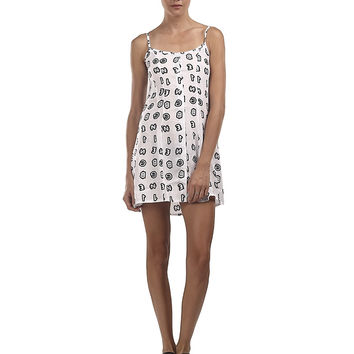 Bali Dress Bling Print - 50% OFF