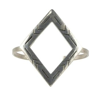 Two Step Diamond Cuff (view more colors)