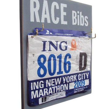 The Race Bibs Display : Your perfect Solution for Showing your Achievement